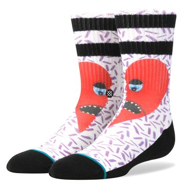 Stance Little Boys' First Break Up K Boys Crew Socks, Size 2.5-5