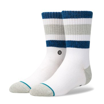 Stance Little Boys' Boyd K Boys Crew Socks, Size 2.5-5