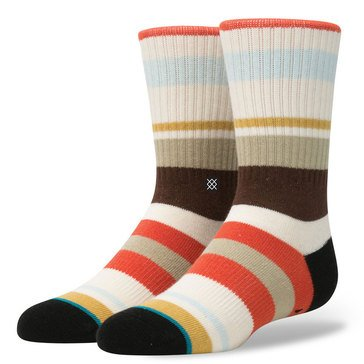 Stance Little Boys' Topanga K Boys Crew Socks, Size 2.5-5