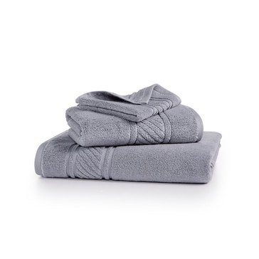 Martha Stewart Collection Spa Bath Towel, Mourning Dove