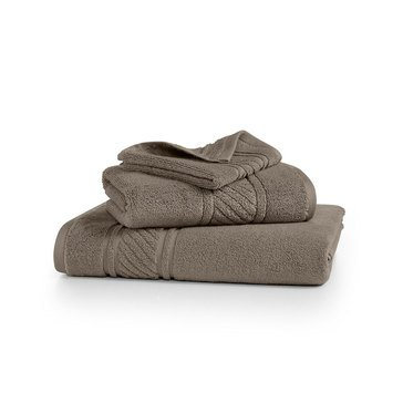 Martha Stewart Collection Spa Hand Towel, Sparrow