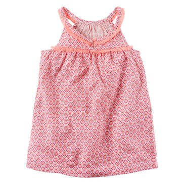 Carter's Toddler Girls' Woven Tank