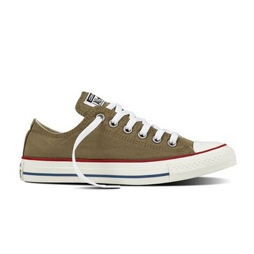 Converse Chuck Taylor All Star Oxford Medium Olive/ Garnet/ Egret