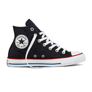Converse Chuck Taylor All Star  Hi Black/ Garnet/ White