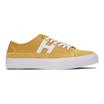 Huf  Hupper 2 Lo Men's Skate Shoe Mustard