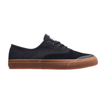 Huf Cromer Men's Skate Shoe Black/ Gum
