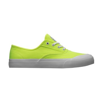 Huf  Cromer Men's Skate Shoe Neon Yellow