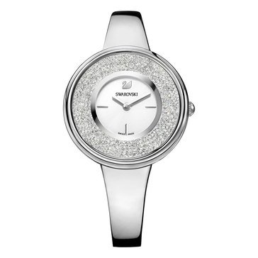 Swarovski Stainless Steel Crystalline Pure Watch