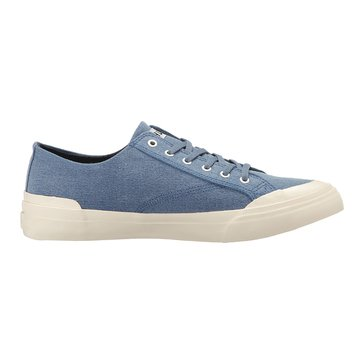 Huf Classic Lo Ess TX Men's Skate Shoe  Blue Shadow