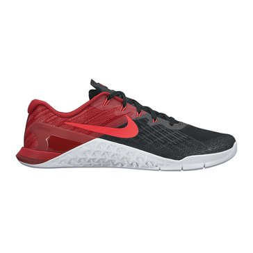 Nike Metcon 3 Men's Training Shoe Black/ Siren Red/ Team Red/ White