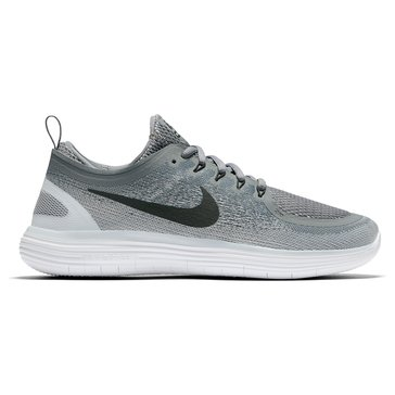 Nike Free RN Distance 2 Men's Running Shoe Cool Grey/ Black/ Wolf Grey/ Stealth