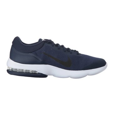 Nike Air Max Advantage Men's Running Shoe Midnight Navy/ Obsidian/ White