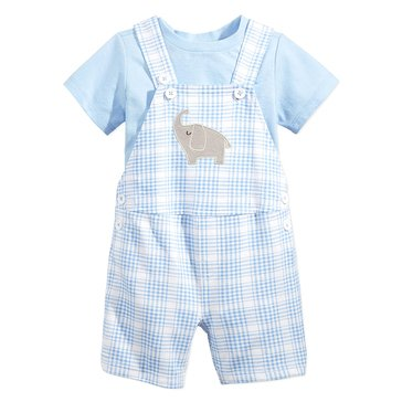 First Impressions Baby Boys' Elephant Shortall