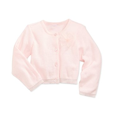 First Impressions Baby Girls' Sweater Cardigan