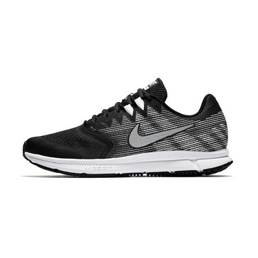 Nike Zoom Span 2 Men's Running Shoe - Black / MetSilver / DarkGrey / White
