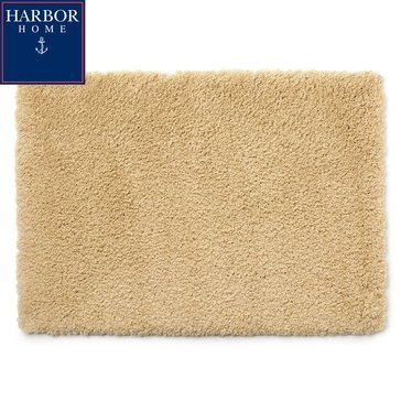 Harbor Home 24X40 Bath Rug, Driftwood