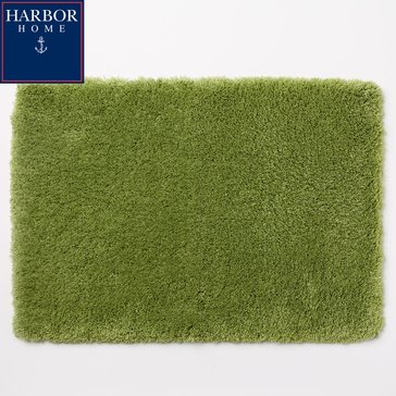 Harbor Home 24X40 Bath Rug, Olive