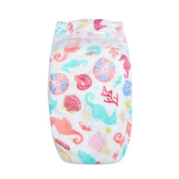 The Honest Company Diapers, Seahorse - Size 3, 34-Count
