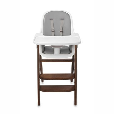 OXO TOT Sprout Chair, Gray/Walnut