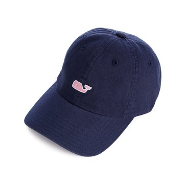 Vineyard Vines Women's Whale Logo Baseball Hat