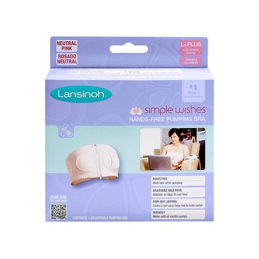 Lansinoh Simple Wishes Bra, Size- Large Plus
