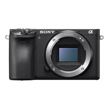 Sony Alpha A6500 24.2 MP Mirrorless Camera - Body Only (ILCE6500/B)