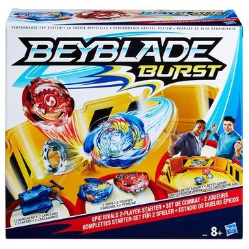 Beyblade Epic Rivals Battle Starter Set