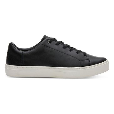 Toms Lenox Women's Sneaker Black Leather