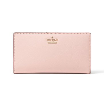 Kate Spade Cameron Street Money Piece Wallet Stacy Pink Sunset