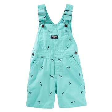 OshKosh Baby Boys' Denim Shortall
