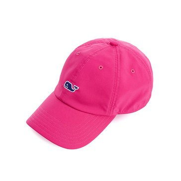 Vineyard Vines Performance Baseball Hat om Rhododendron Navy Whale