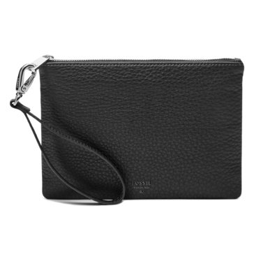 Fossil Military Wristlet Black