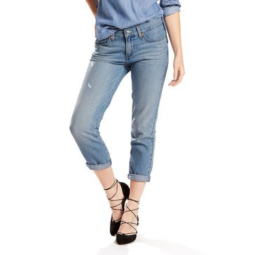 Levi's Women's Boyfriend Jeans Dakota Blue