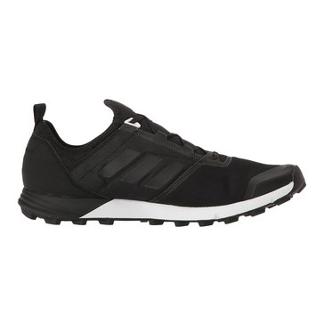 Adidas Outdoor Terrex Agravic Speed Men's Running Shoe Black/ Black/ White