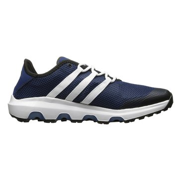 Adidas Outdoor Terrex ClimaCool Voyager Men's Trail Shoe Mystery Blue/ Black/ Grey