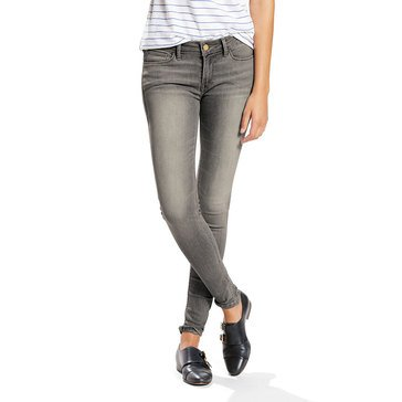 Levi's Women's 535 Super Skinny Jean Tossed Smoke