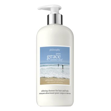 Philosophy Pure Grace Summer 16oz Conditioning Cleanser for Hair & Body