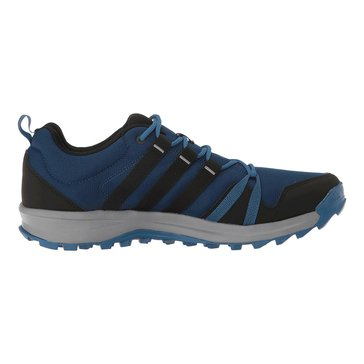 Adidas Outdoor TraceRocker Men's Trail Shoe Mystery Blue/ Black/ Grey