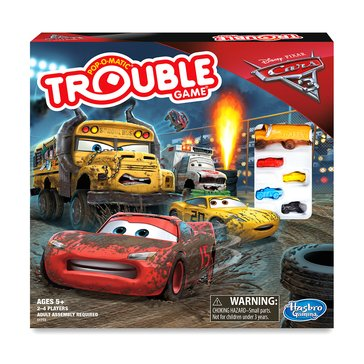 Trouble - Cars 3 Edition