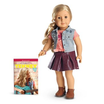 American Girl Tenney Grant Doll & Book