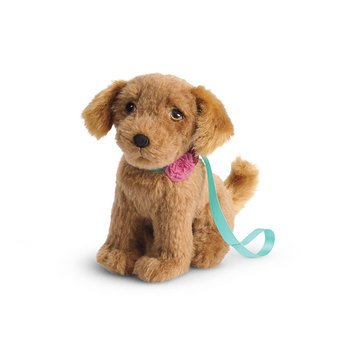 American Girl Tenney's Golden Retriever