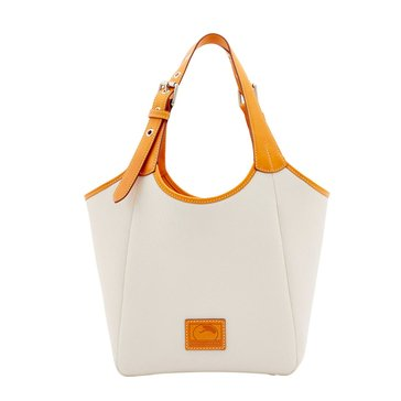 Dooney & Bourke Pebble Penelope Hobo Bone