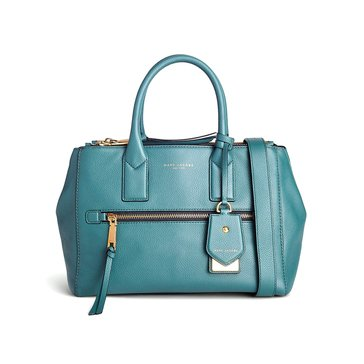 Marc Jacobs Recruit East West Tote Hazy Blue