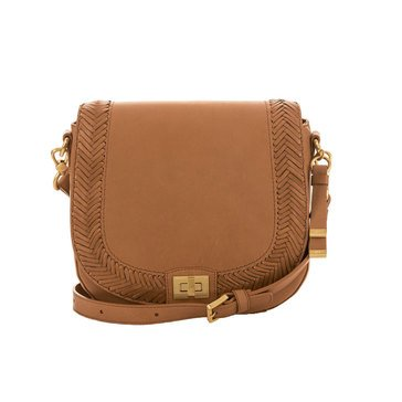 Brahmin Sonny Tan Crossbody Knoxville
