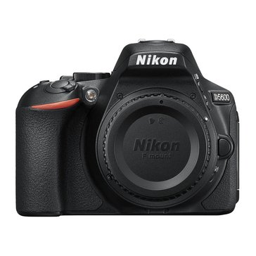 Nikon D5600 24.2MP DX-Format DSLR Camera Kit with AF-S 18-140mm F/3.5-5.6g ED VR Lens (1577)