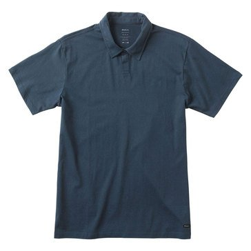 Rvca Men's Sure Thing Short Sleeve Polo