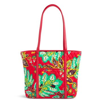 Vera Bradley Small Trim Vera Rumba With Red