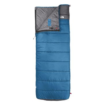 The North Face Dolomite 20 Sleeping Bag - Striker Blue / Zinc Grey - Regular