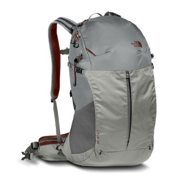 The North Face Litus 32 Backpack - High Rise Grey / Monument Grey - Large / X Large