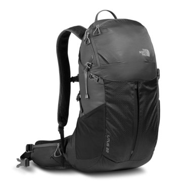The North Face Litus 22 Backpack - Asphalt Grey / Black - Large / X Large